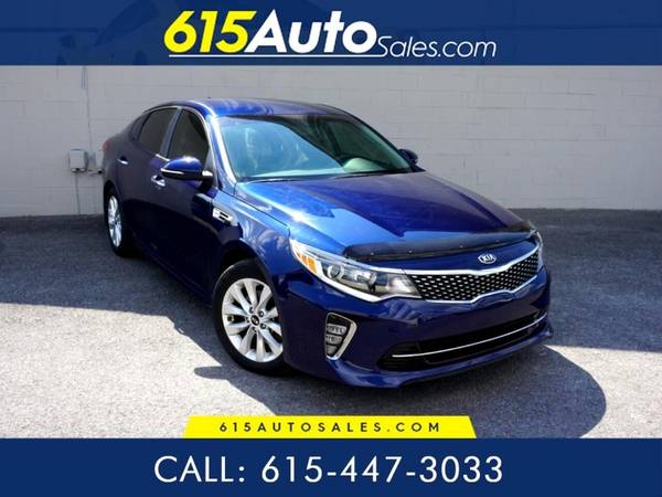 Photo 2018 Kia Optima $0 DOWN BAD CREDIT WE FINANCE - $16,000 (615 W. Main St. Hendersonville, TN)