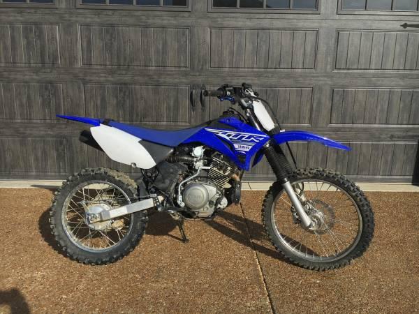 Photo 2019 Yamaha TTR 125 dirt bike - $3,000 (Mount Juliet)