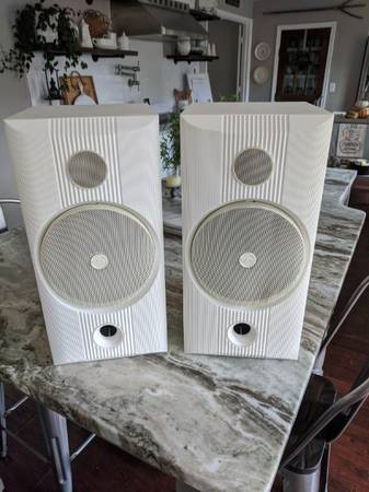 Photo Bowers And Wilkins 2003 ZMF Speakers - $90 (Donelson)