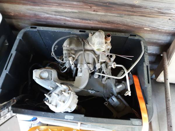 Photo Ford Fuel injection - $50 (Springville)