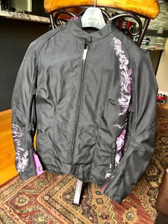 Photo Joe rocket motorcycle jacket womens - $75 (Clarksville)