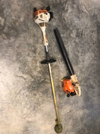 Photo Stihl weed eater and blower - $220 (Cumberland Furnace Tn)