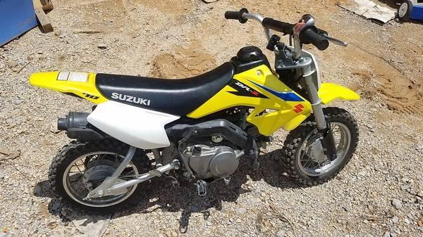 Photo Suzuki DR 70 - $1,575 (Hohenwald TN)