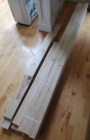 Photo Unfinished Maple Hardwood Flooring - $100 (Franklin)