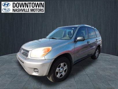 Photo Used 2004 Toyota RAV4 4WD for sale