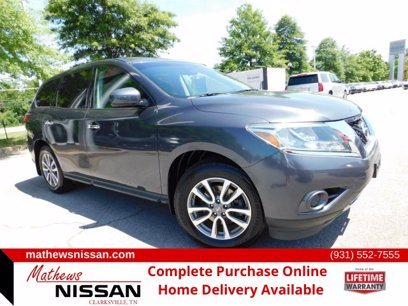 used 2014 nissan pathfinder s for sale