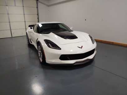Photo Used 2016 Chevrolet Corvette Z06 Coupe for sale