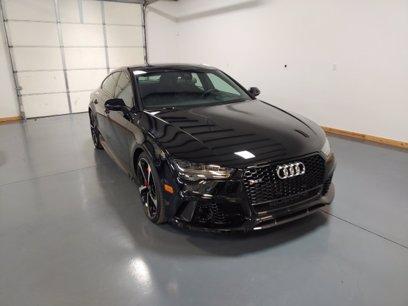 Photo Used 2017 Audi RS 7 Prestige for sale