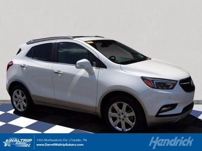 Photo Used 2017 Buick Encore AWD Premium for sale