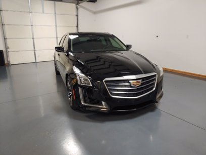 Photo Used 2017 Cadillac CTS Vsport for sale