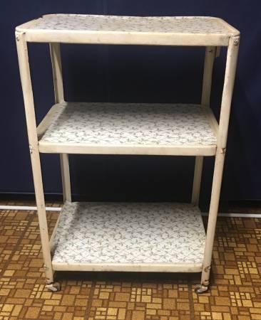 Photo Vintage kitchen cart - $20 (Hwy 79, Dover)