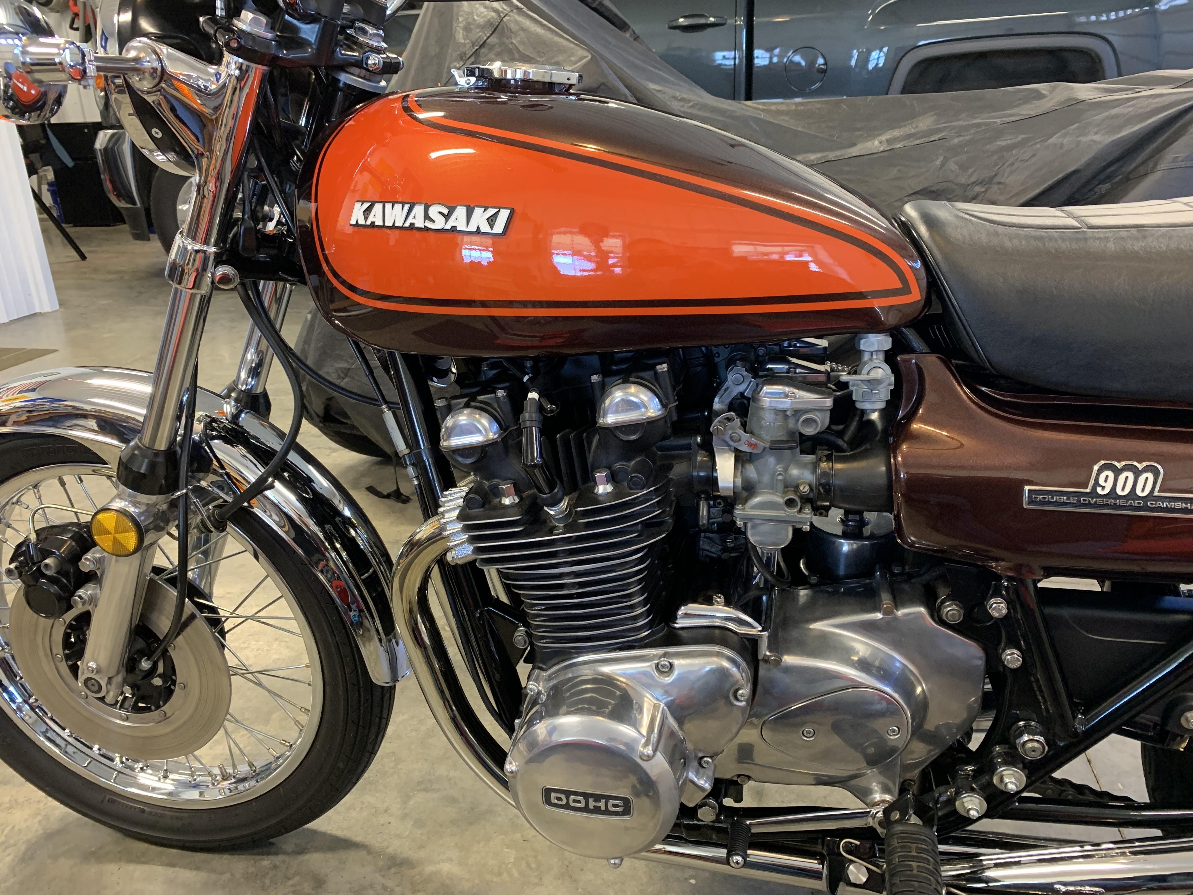 Photo 1973 Kawasaki Z1 900 $351.50351.50