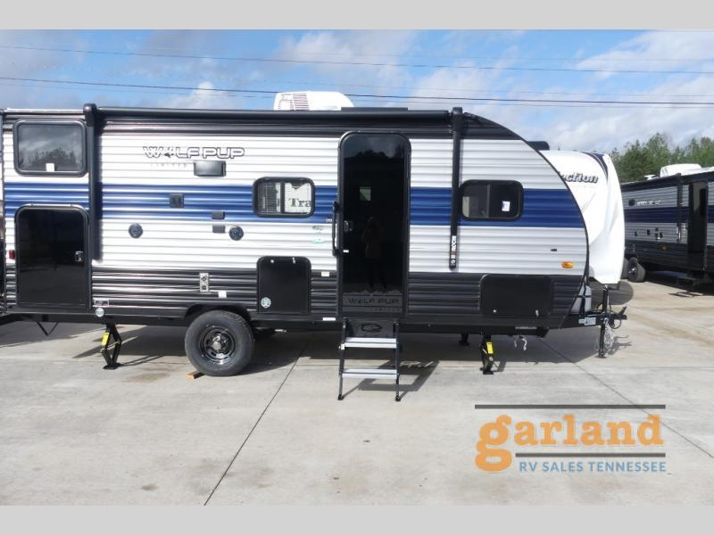 Photo 2021 Forest River Rv Cherokee Wolf Pup 17JG $19900