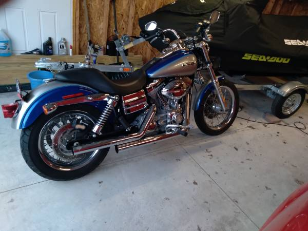 Photo 09 harley Davidson superglide custom - $6,800 (Westpark)