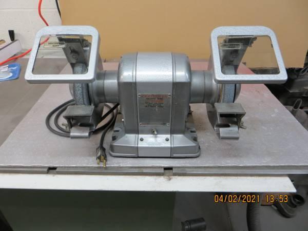 Photo 13 HP Vintage Craftsman Bench Grinder- U S A - $99 (Medina)