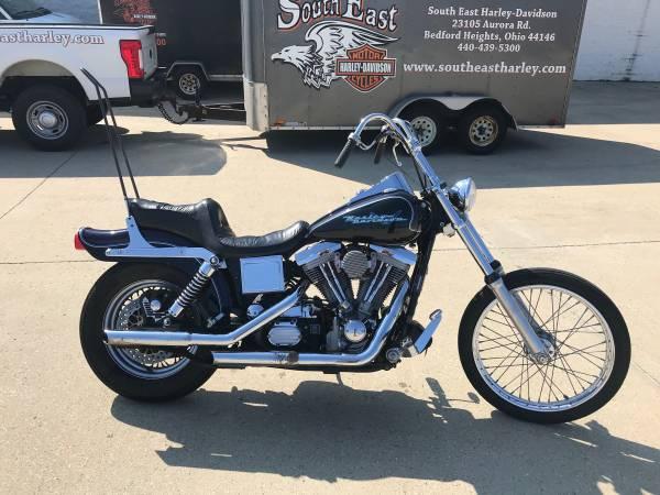 Photo 1997 Harley Davidson Dyna WideGlide FXDWG - $5,000 (MANTUA)