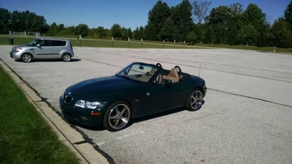 Photo 1998 BMW Z3 ROADSTER - $5100 (WESTLAKE)