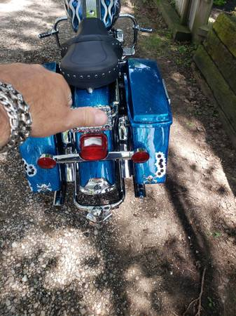 Photo 2000 Harley Davidson Rod King FLHRCI - $7,000 (Middlefield)