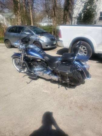 Photo 2003 Harley Davidson Heritage Springer FLSTSI - $8,700 (Poland)