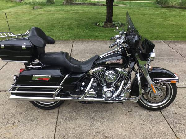 Photo 2007 Harley Davidson Electra glide - $8,700 (Independence)