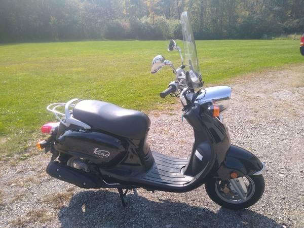 Photo 2008 Yamaha 125 Vino - $1,200 (Newbury)