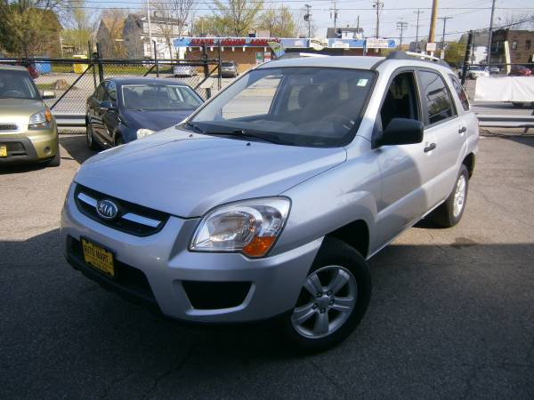 Photo 2010 KIA SPORTAGE $1900DOWN PAYMENT BUY HERE PAY HERE NO INTEREST (Cleveland)