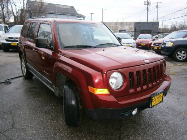Photo 2011 JEEP PATRIOT $2000 DOWN BUY HERE PAY HERE NO INTEREST (Cleveland)