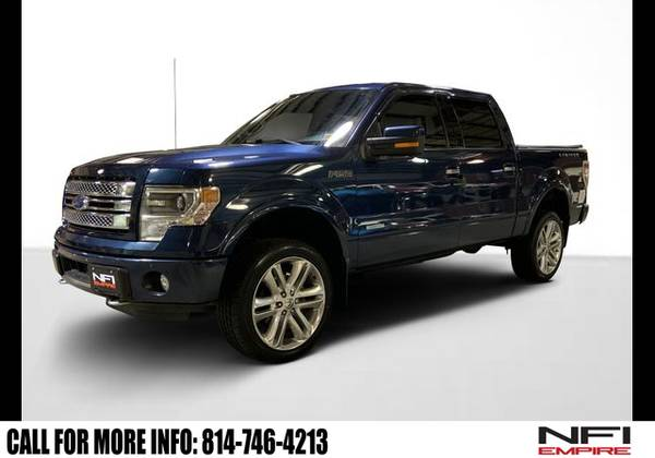 Photo 2014 Ford F150 SuperCrew Cab - $29991