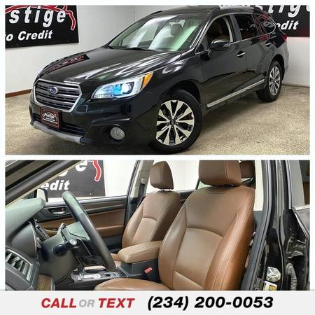 Photo 2017 Subaru Outback Touring - $21,403 (Cleveland)