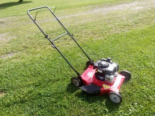 Photo 20 inch push mower - $30 (Brunswick)