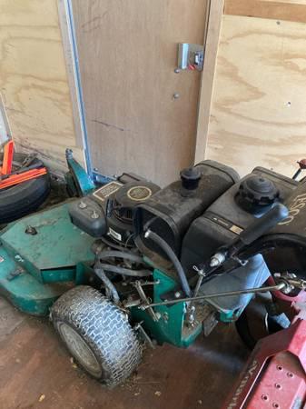 Photo 36 walk behind hydro mower - $1,300 (Oberlin)