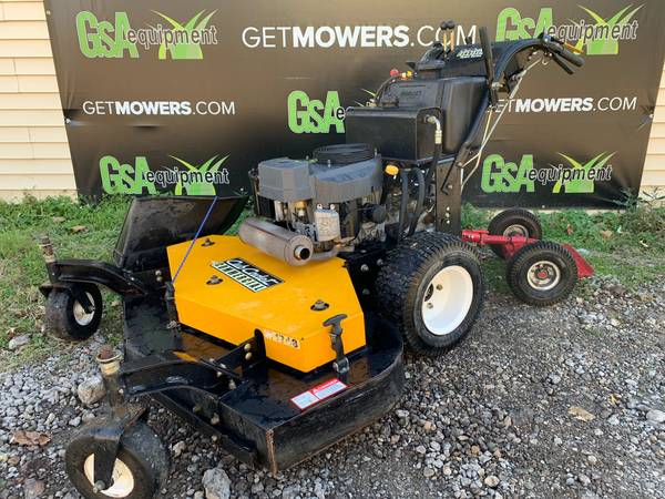 Photo 48IN CUB CADET H1748 COMMERCIAL WALK BEHIND W 17 HP KAW $60 A MONTH - $2,500 (Barberton)