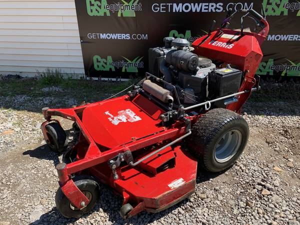 Photo 52IN FERRIS FW35 COMMERCIAL WALK BEHIND MOWER W20HP ONLY $74 A MONTH - $3100 (Barberton)