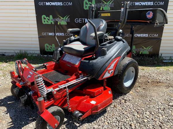 Photo 61IN FERRIS IS2100Z COMMERCIAL ZERO TURN MOWER W26HP ONLY $98 A MONTH - $4200 (barberton)