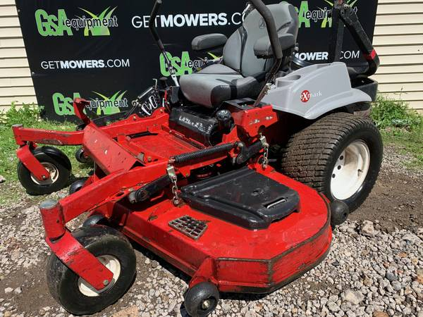 Photo 72IN EXMARK LAZER Z S-SERIES COMMERCIAL ZERO TURN MOWER $91 A MONTH - $4,600 (Barberton)