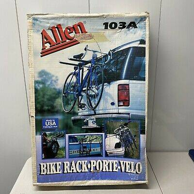 Photo Allen 3 bike rack fits truckcarSUV - $35 (Willoughby Hills)