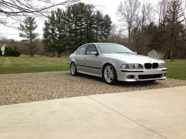 Photo BMW E39 M5 540i 530i 528i M Parallel 18 x 8 18 x 9 Nitto 245 275 NT555 - $1100 (Hinckley)