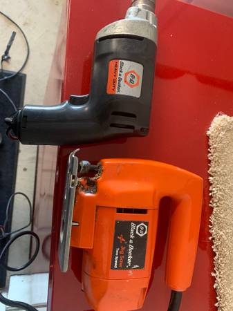 Photo Black and Decker Tools - $20 (Mentor)