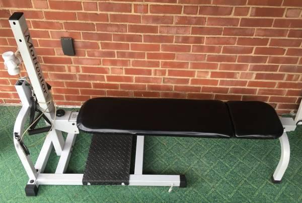 Photo Bowflex Motivator workout machine fitness strength training rods bench - $200 (Cleveland)