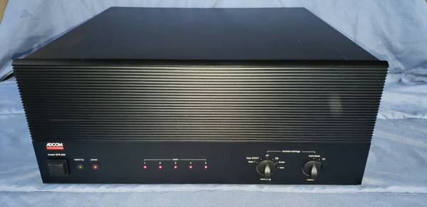 Photo Full Whole House Smart Home Audio Stereo Amplifiers (Solon)
