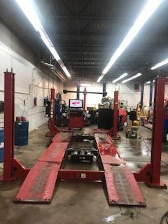 Photo Hunter Alignment Rack  Machine - $25000 (Parma)