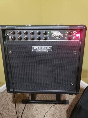 Photo Mesa Boogie 525 Express Guitar Amplifier - $750 (Wadsworth)