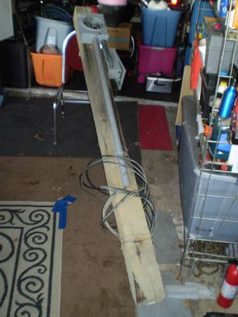 Photo Meter Socket Post Breaker Outlet - $50 (Rocky River)