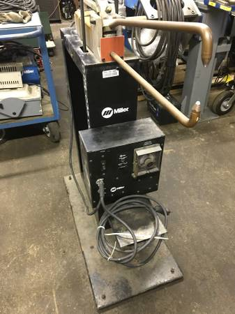 Photo Miller Spot Welder 316 Capacity w Timer (Medina)