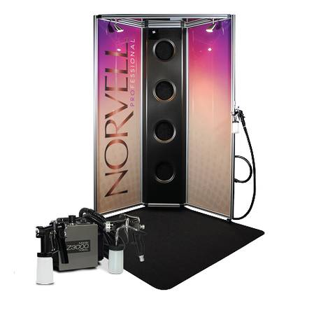Photo Norvell PRO Sunless Spray Arena and Spray Brand new in Box - $3,995