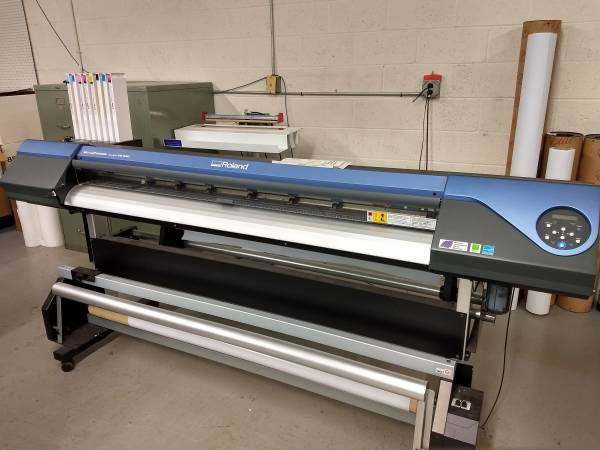 Photo Roland Lrg Format Printer VS640  Inventory - $10000 (Columbia Station)