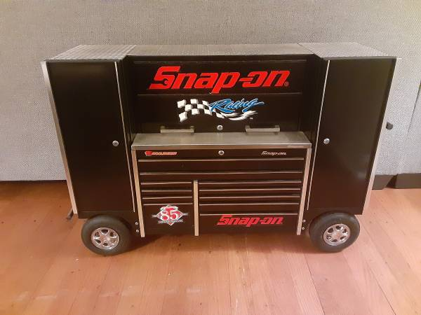 Photo Snap On Tool Box 14 Scale - $800 (Cleveland)