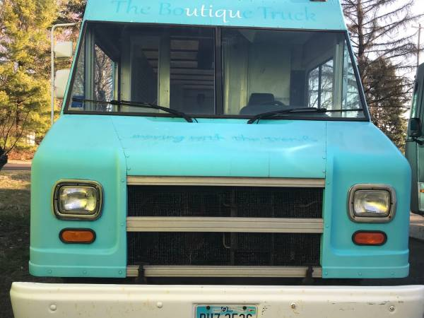 Photo Step Van Food Truck - $1 (Columbus Ohio)