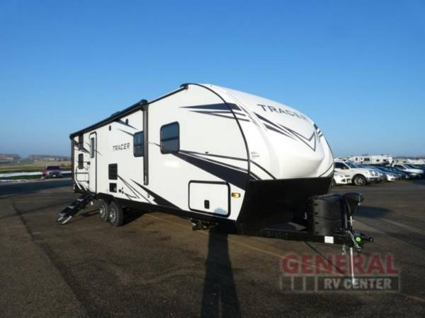 Photo Travel Trailer 2021 PRIME TIME RV Tracer 27BHS - $37,209