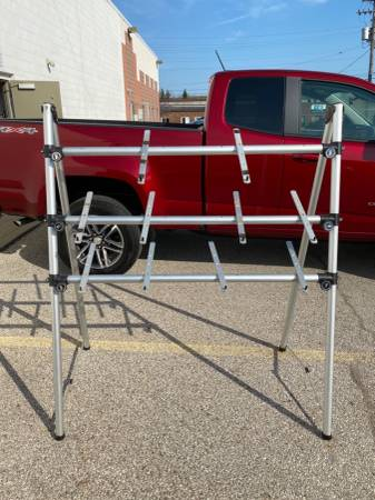 Photo Ultimate Support A-frame Keyboard Stand - $100 (ROCKY RIVER)